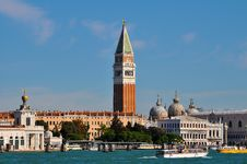 Free Venice - Italy View The Tower At San Marco Royalty Free Stock Photo - 16321905