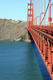 Free Golden Gate Stock Image - 16322401