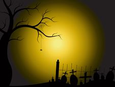 Free Halloween Background Stock Image - 16322541