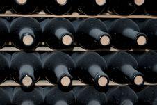 Free Bottles Of Wine Stock Image - 16323441
