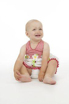 Free Vexed Baby Stock Photos - 16323463