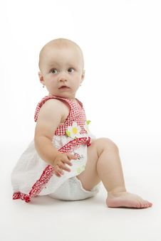 Free Beautiful Infant Royalty Free Stock Photography - 16323527