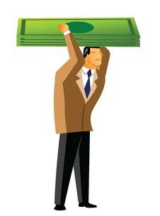Free Money Harvesting Stock Photos - 16324053