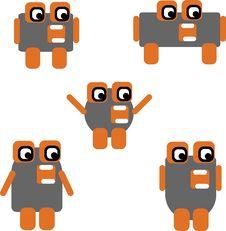 Free Robotfoke Stock Images - 16324444