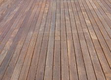 Abstract Background - Wooden Flooring. Royalty Free Stock Images