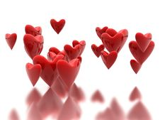 Free Hearts Stock Images - 16325584
