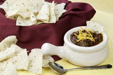 Free Bowl Of Chili Stock Photos - 16325643