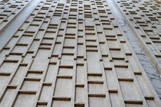 Free Concrete Wall Perspective Royalty Free Stock Photos - 16327168
