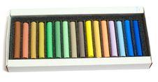 Free Set Of Crayons Stock Photo - 16328150