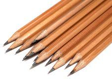 Free Set Of Pencils Stock Image - 16328321