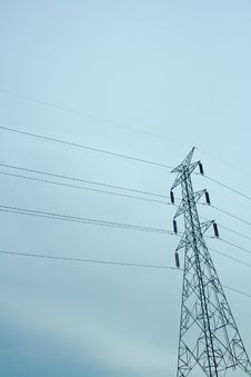 Free Energy Tower Stock Photos - 16328693