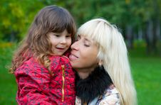Free Happy Mother And Daughter Royalty Free Stock Photo - 16328965