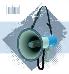 Free Megaphone Stock Photo - 16329070