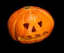 Free Jack-o-lantern Pumpkin Stock Image - 16329121