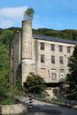 Free Old Textile Mill In Yorkshire Stock Photo - 16335120