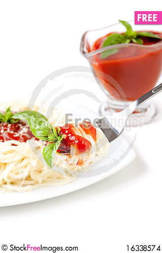Free Spaghetti Stock Images - 16338574