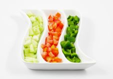 Free Vegetable Salad Royalty Free Stock Images - 16331399