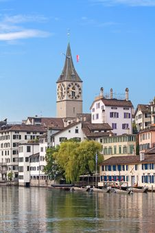 Free Zurich Stock Photography - 16331512