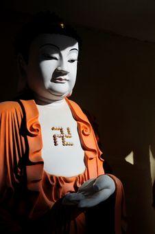 Free Amitabha Royalty Free Stock Photos - 16332298