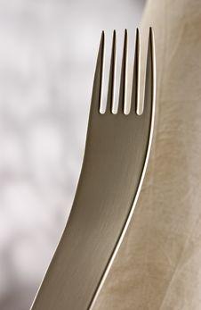 Free Designer Fork Stock Photography - 16332782