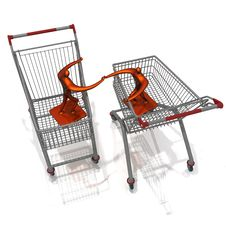 Two Carts, Two Man Royalty Free Stock Photography