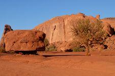 Free Red Rock Desert Stock Images - 16335244