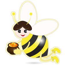 Free Bee Stock Photo - 16336380
