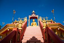 Free Temple Of Thailand Royalty Free Stock Image - 16337636