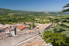Free View From Bonnieux Stock Images - 16337804