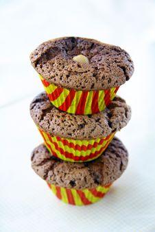 Free Cupcakes Stock Image - 16338331