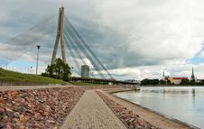Free View Of Riga Stock Images - 16338604