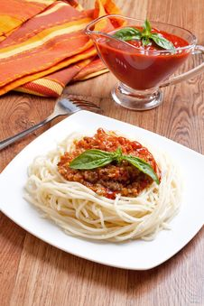 Free Spaghetti Stock Images - 16338684