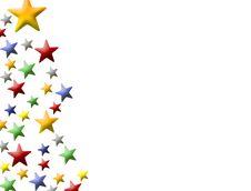 Free Christmas Stars Stock Photography - 16338842