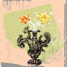 Free Vase Royalty Free Stock Photo - 16338975