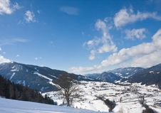 Free Ski Resort Schladming . Austria Stock Images - 16339124