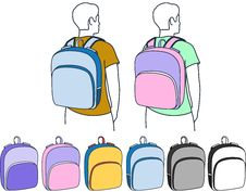 Free Backpacks Stock Photo - 16339140