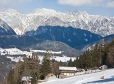 Free Ski Resort Schladming . Austria Royalty Free Stock Image - 16339166