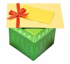 Free Box For Gifts Stock Images - 16339234