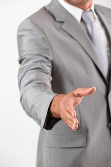 Free Handshake Royalty Free Stock Photo - 16339325