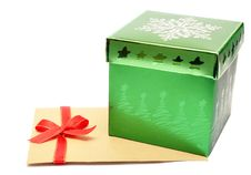 Free Box For Gifts Stock Photos - 16339353