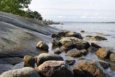Free Idyllic Coast Stock Images - 16339424
