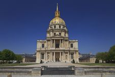 Free Les Invalides In Paris, France Stock Photography - 16339792