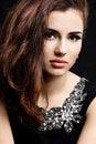 Free Beautiful Fashioned Woman Royalty Free Stock Photo - 16342035