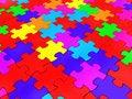 Free Puzzle Stock Image - 16345001
