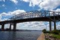 Free Iron Bridge Stock Image - 16346161