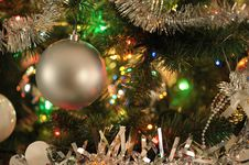 Free Christmas Background Stock Images - 16340854