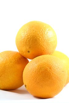 Free Oranges Royalty Free Stock Photo - 16342055