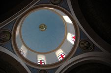 Free Galilee Church Dome Stock Photo - 16342140
