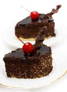 Free Chocolate Cakes Stock Image - 16342451