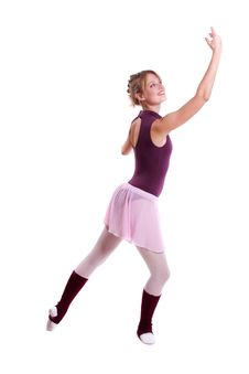 Free Ballerina Stock Photography - 16344062